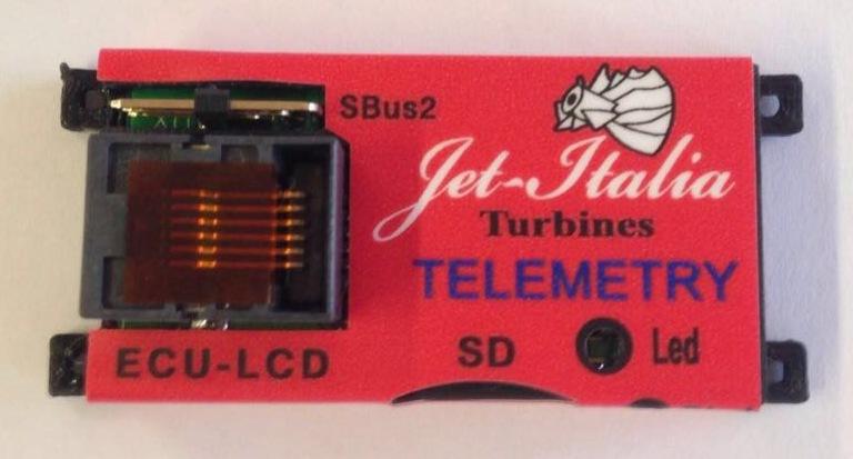 Telemetria Jet italia
