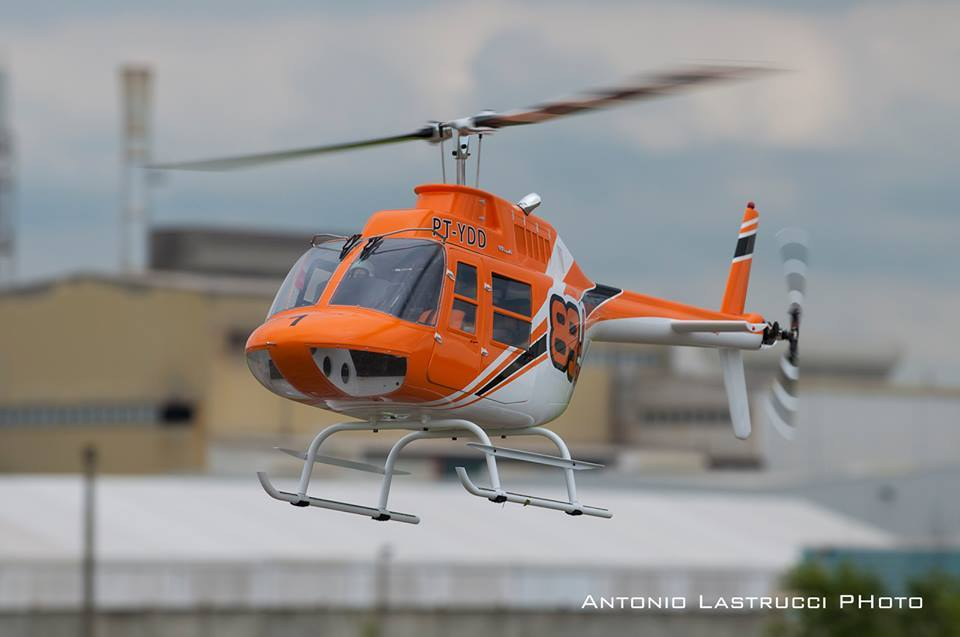 Bell 205 Jet Ranger
