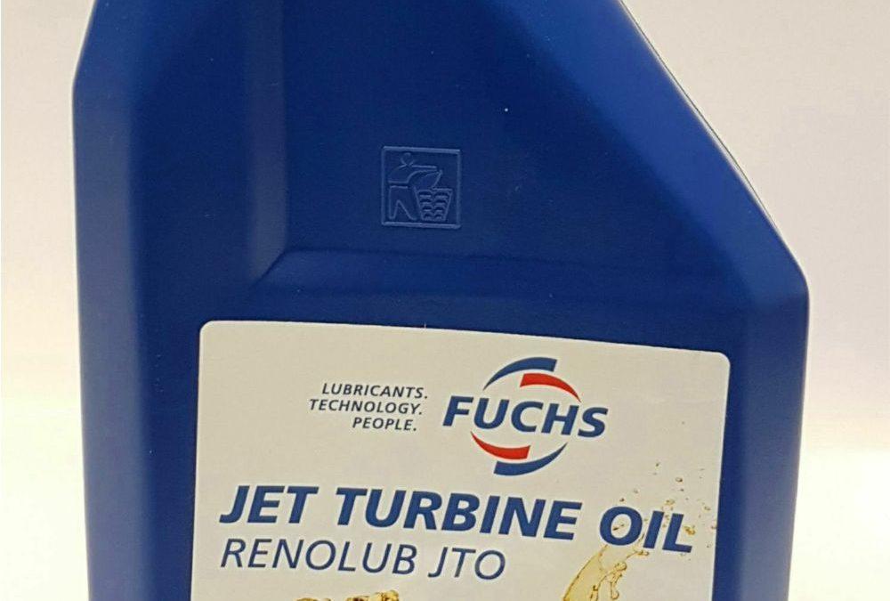 Olio per turbine