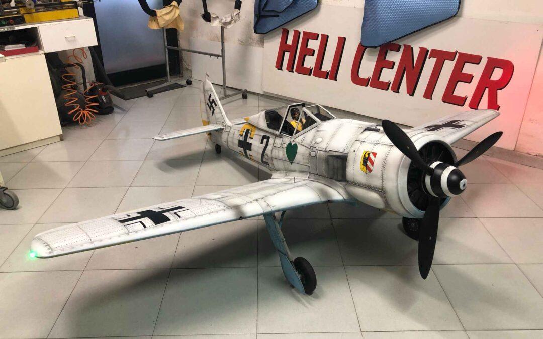 FW 190 Xtremefly.cz